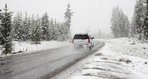 assurance auto route neige