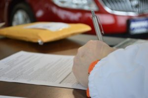 contrat assurance auto